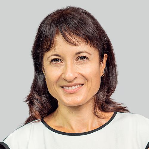 Daniela Atanasova Head of Operations