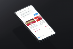 Football Promotions RCS Messaging