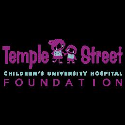 Temple Street Hospital Logo