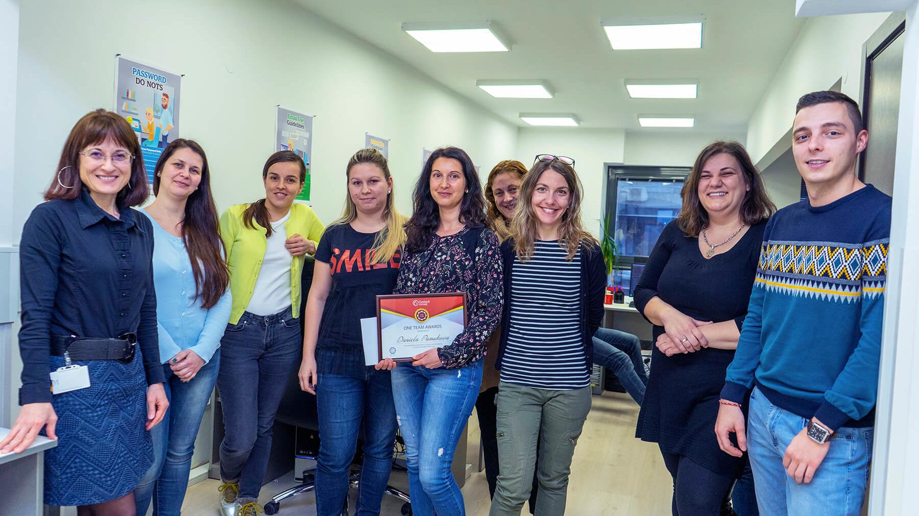 Benamic Office Varna