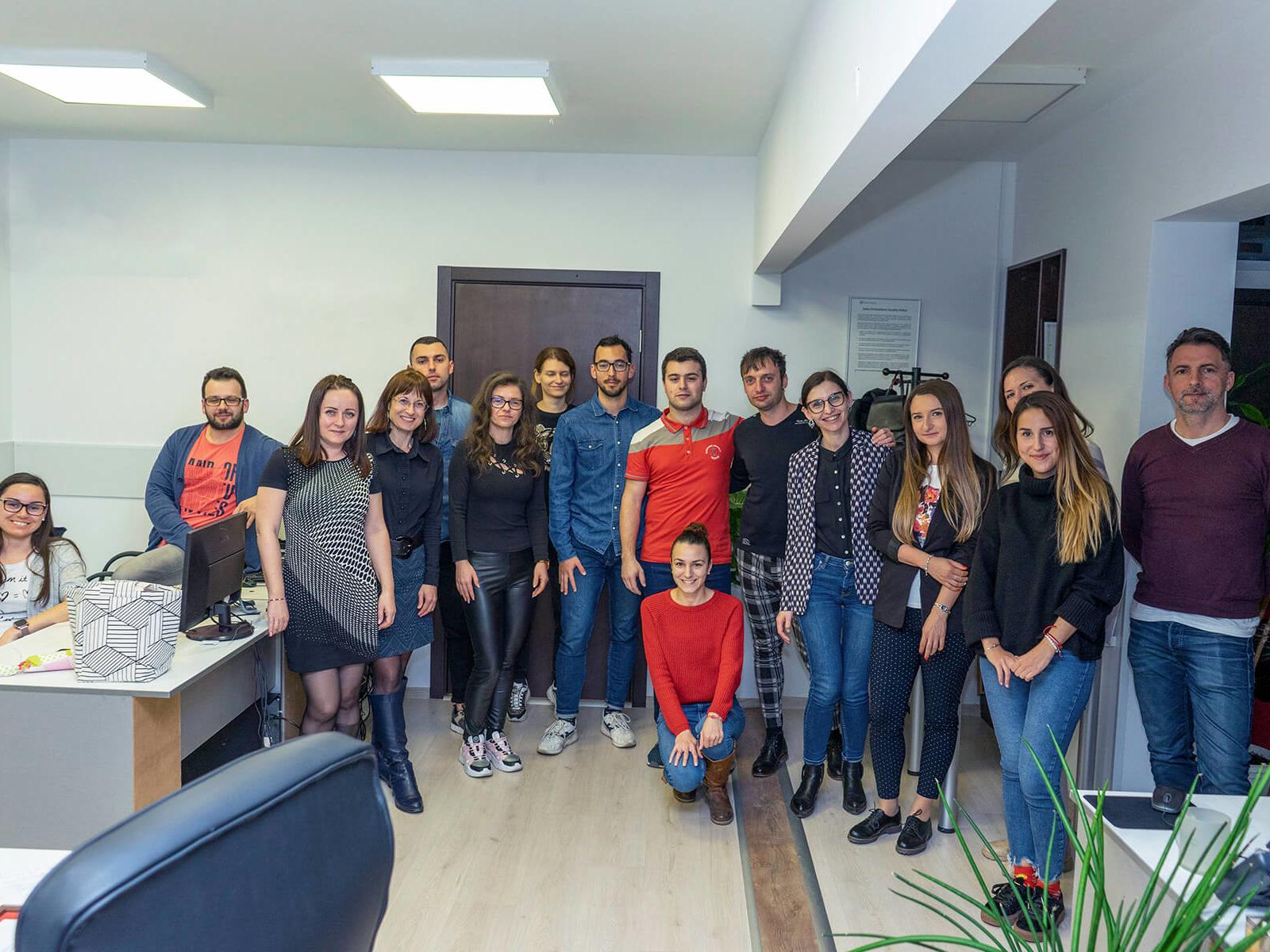 Benamic Staff Bulgaria